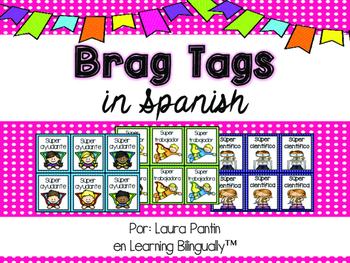 Spanish Brag Tags (2)