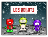 Spanish Brain Break Story - Los robots
