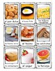 Spanish Breakfast Vocabulary Posters & Flashcards with Real Photos