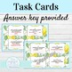 Spanish Buen Provecho Food Vocabulary Task Cards
