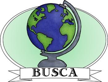 Spanish Bulletin Board- Explora el Mundo