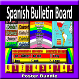 Spanish Bulletin Board Starter Set Bundle