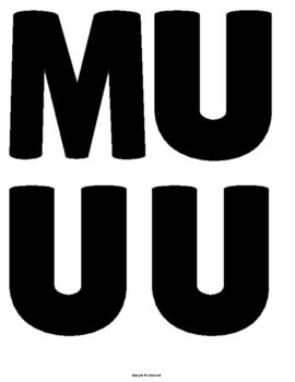 Spanish Bulletin Board for Back to School MUUUUcho Gusto