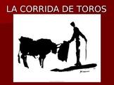 Spanish Bullfighting Powerpoint