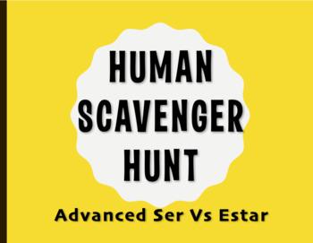 Spanish Bundle:  Advanced Ser Vs Estar