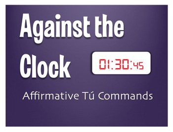 Spanish Bundle:  Against the Clock Games