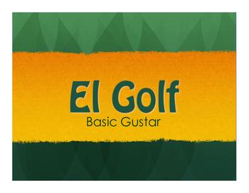Spanish Bundle: Basic Gustar