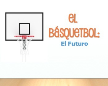 Spanish Bundle:  Basketball Review Games