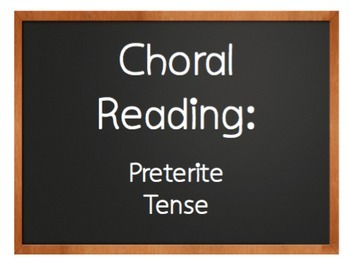 Spanish Bundle:  Choral Readings