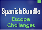 Spanish Bundle:  Escape Challenges
