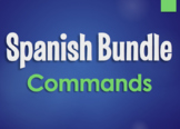 Spanish Commands Bundle