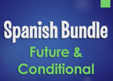 Spanish Future and Conditional Bundle