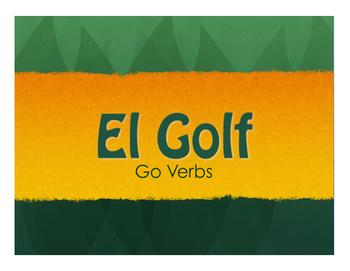 Spanish Bundle: Go Verbs