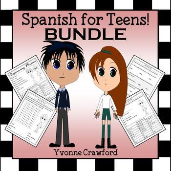 Spanish Bundle -  Growing Endless Bundle en Español