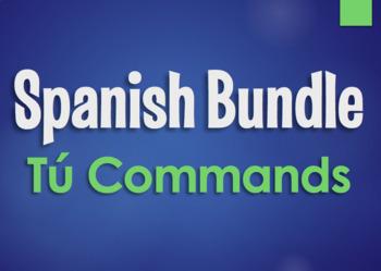 Spanish Bundle:  Informal Commands