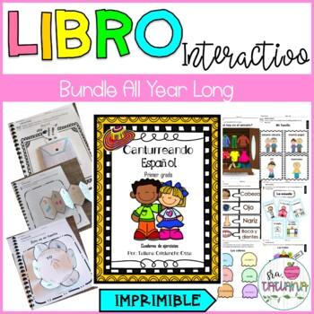 Spanish Bundle & Interactive activities/ Cuaderno de ejercicios