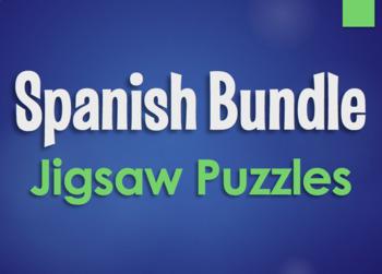 Spanish Bundle:  Jigsaw Puzzles