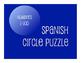Spanish Bundle:  Numbers