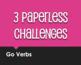 Spanish Bundle:  Paperless Challenges