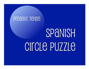 Spanish Bundle:  Present Tense