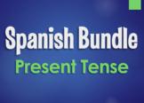 Spanish Present Tense Bundle