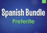 Spanish Bundle:  Preterite Tense