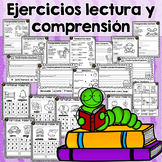 Spanish: Bundle Reading Comprehension and Writing