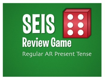 Spanish Bundle:  Seis Review Games