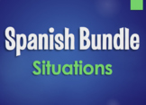 Spanish Bundle:  Situations Activities