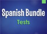 Spanish Bundle:  Tests