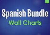 Spanish Bundle:  Wall Charts