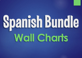 Spanish Bundle:  Wall Charts