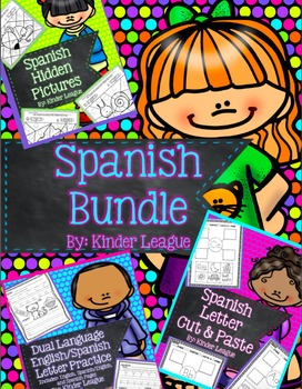 Spanish Bundle by Kinder League