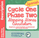 Spanish Cycle One Phase Two Stepping Stones Curriculum PAI
