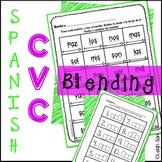 Spanish CVC Blending
