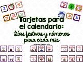 Spanish Calendar Add-ons