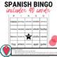 Spanish Calendar BINGO