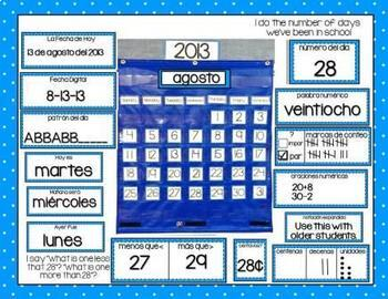 Spanish Calendar Time Everything You Need