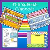 Spanish Calendar - Calendario en español