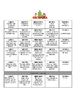 Spanish Calendar Writing Prompts / Sentence Starters
