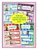 Spanish Calendar for June (for pocket chart calendars)