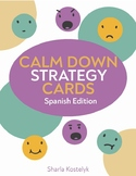 Spanish Calm Down Printables for Kids