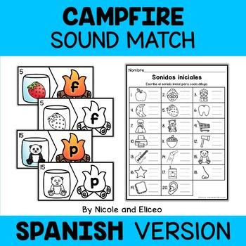 Spanish Camping Literacy Center 4