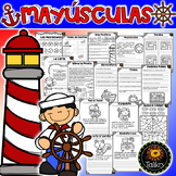 Spanish: Capital Letters (Uso de Mayúsculas) Distance Learning