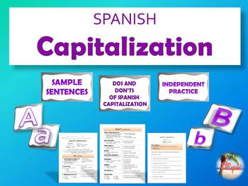 Spanish Capitalization Guide