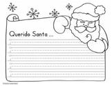 Spanish Carta para Santa