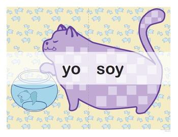Spanish Catjugation: Bundle Starter and Irregular Verb Conjugation Set