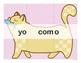 Spanish Catjugation: Single Verb COMER Conjugation