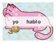 Spanish Catjugation: Single Verb HABLAR Conjugation