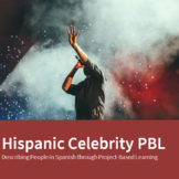 Hispanic Celebrity Description Project - Spanish PBL